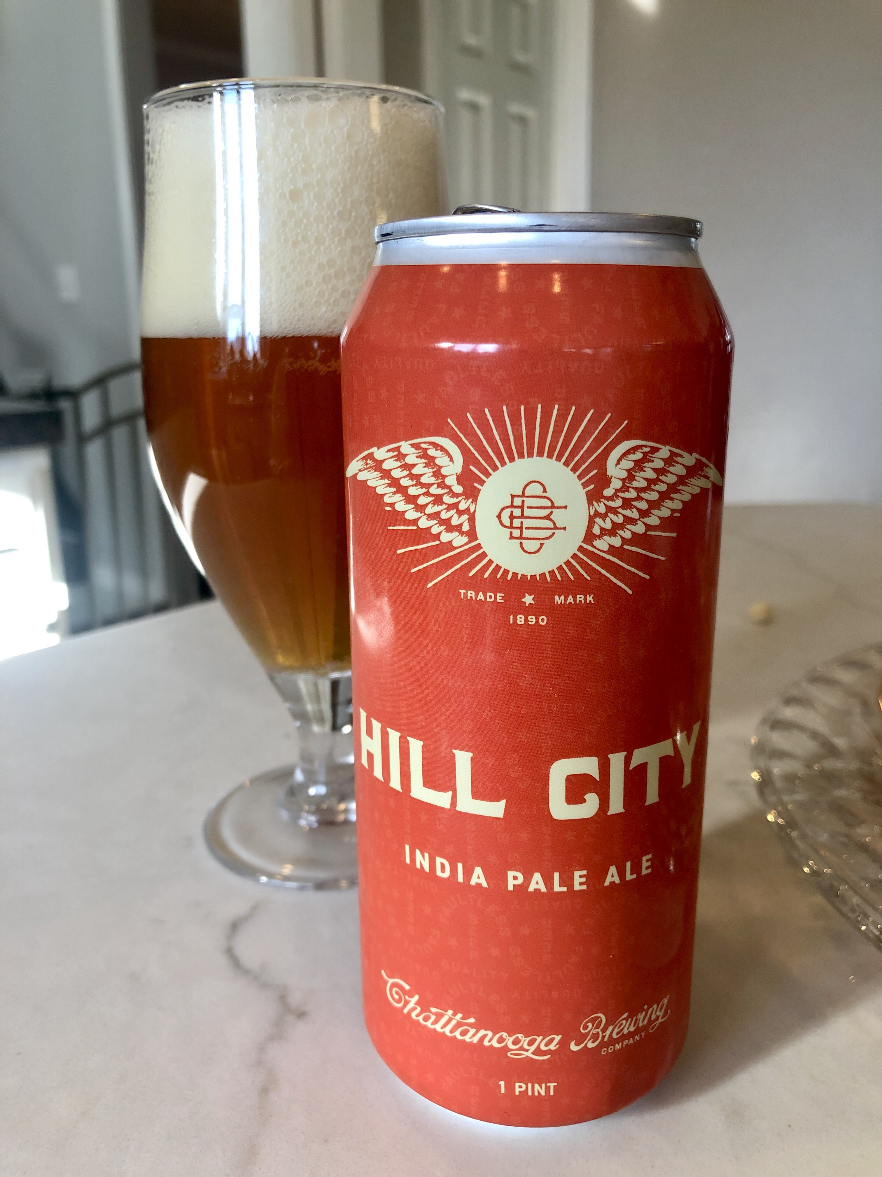 929. Chattanooga Brewing - Hill City IPA