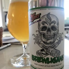 930. 2nd Shift – Brewligans East Coast Style IPA