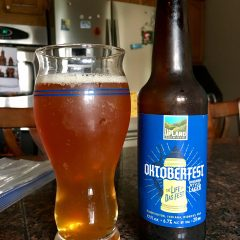 818. Upland Brewing – Oktoberfest Bavarian Style Lager