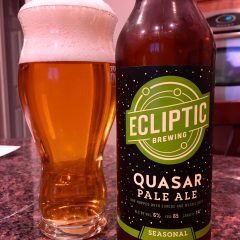827. Ecliptic Brewing – Quasar Pale Ale