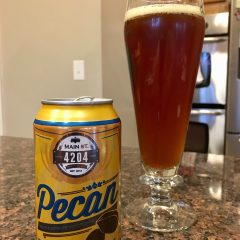 830. 4204 Main St. Brewing – Pecan Brown Ale
