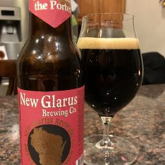 836. New Glarus Brewing – Smoke on the Porter