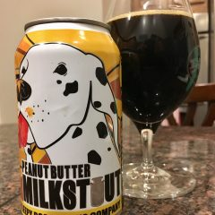 838. Sleepy Dog Brewing – Peanut Butter Milk Stout