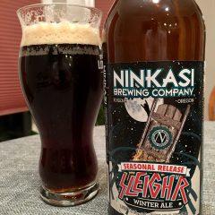 840. Ninkasi Brewing – Sleigh'r Winter Ale