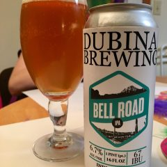 850. Dubina Brewing – Bell Road IPA